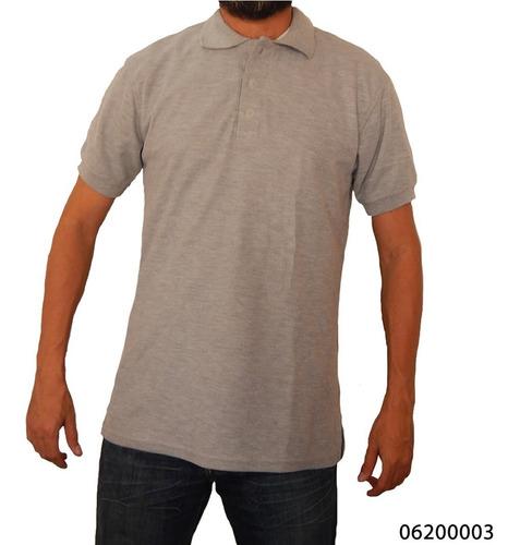 Camisa Tipo Polo Manga Corta Hombre Yf Dotación