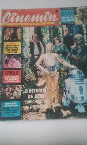 Cinemim N 8 Retorno De Jedi
