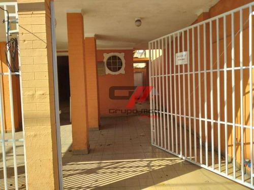 Imagem 1 de 20 de Casa Com 4 Dormitórios Para Alugar, 180 M² Por R$ 3.000/mês - Centro - Taubaté/sp - Ca0489