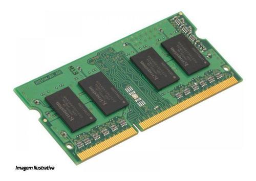 Imagem 1 de 1 de Memória Note Hp Dell Lenovo Kcp316sd8/8 8gb Ddr3 1600mhz
