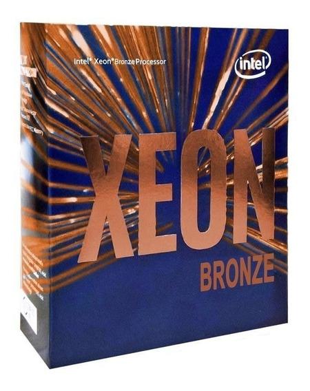 Processador Xeon Bronze Intel3104(1.7ghz/8,25mb/lga3647/6c)