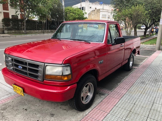 Ford F-150 Xl Mod. 1993 Rojo Sevilla