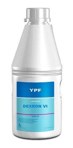 Lubricante De Transmisión Aut. Ypf Atf Dexron Vi 1 Litro