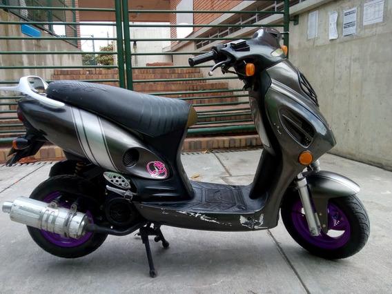 Moto Um Gp1 125cc 2010 Barata $900,000 Bogota Scooter