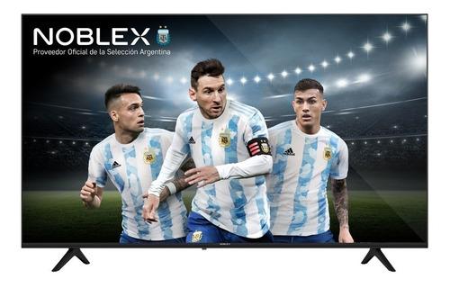 Imagen 1 de 10 de Smart Tv Noblex Dk50x6500 Led 4k 50