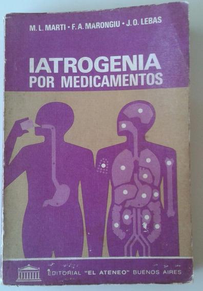 Iatrogenia Por Medicamentos
