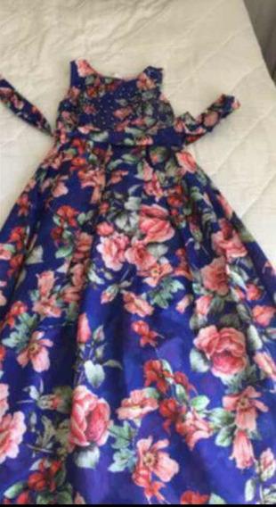 Vestido Pituchinhus Tam 8
