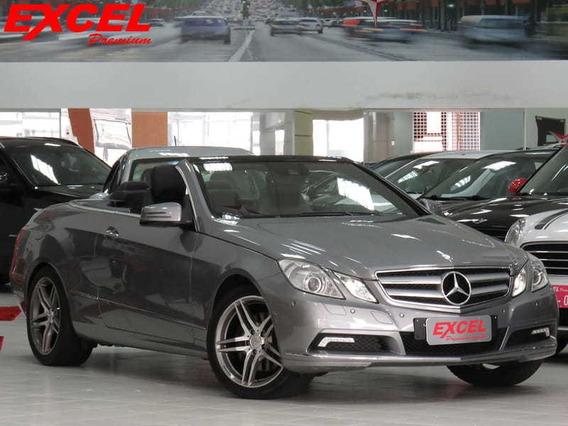 Mercedes-benz E 350 3.5 Coupe V6 Gasolina 2p Automátic