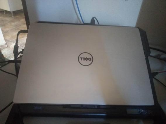 Notebook Dell Inspiron 7472, Ssd 240g Processador I7 8gb Ram