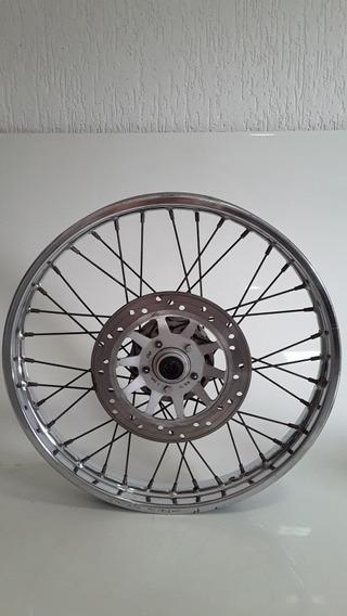 Roda Disco Dianteira Honda Bros 125 150 Original 15012