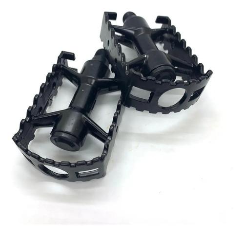 Imagen 1 de 4 de Pedales Bicicleta Aluminio 9/16 Eastman Una Pieza - Racer