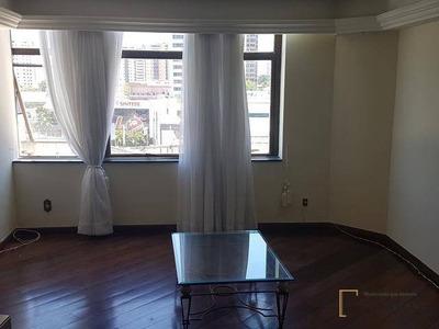 Ótimo Apê Bastante Espaçoso 210m² - Condominio Saint Germain - Ap0539