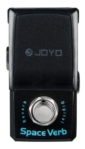 Pedal Para Guitarra Joyo Jf-317 Space Verb Digital Reverb