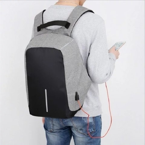 Smart Bag -- Mochila Antirrobo