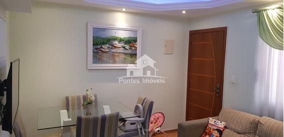 Apartamento 49m² 1 Dorms. Para A Venda No Bairro Baeta Neves- Sbc - Apa19