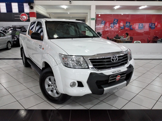 Hilux Cd 4x2 Sr 2.7 At