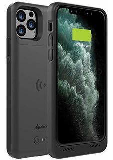 Alpatronix iPhone 11 Pro Funda De Bateria 4200 Mah Funda Pro