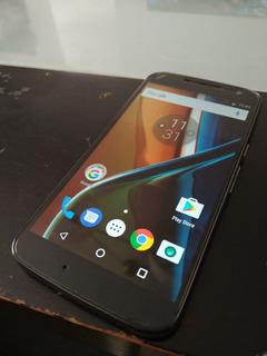 Celular Motorola G4 En Buen Estado Liberado