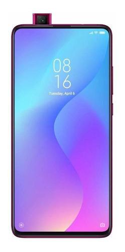 Celular Smartphone Xiaomi Mi 9t 128gb Vermelho - Dual Chip