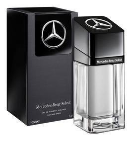 Perfume Mercedes Benz Select 100ml Masculino | 100% Original