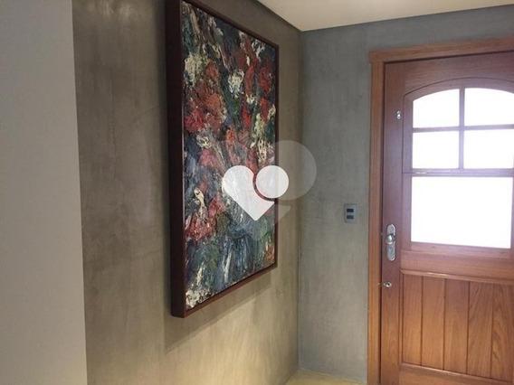 Casa Em Condomínio Fechado Com Cinco Quartos - 28-im439010