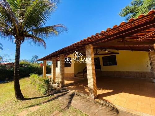 Casa À Venda No Condomínio Fazenda Solar Em Igarapé! - Ibl757