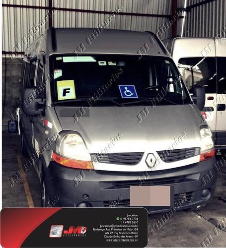 Renault Master Ano 2013 L3h2 Longa Completa Jm Cod.1102