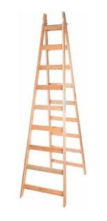 Escalera Pintor Reforzada 9 Escalones Pintumm