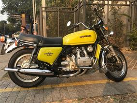 Baixei: Honda Goldwing Gl1000 Ano 1975, Impecável!