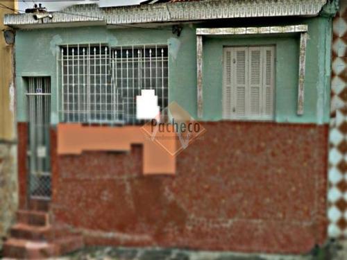 Casa Na Penha, 70 M², 02 Dormitórios, R$ 500.000,00 - 1058