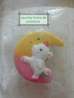 Squichy De Unicornio Nuevo