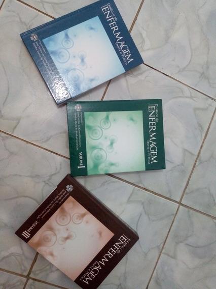 Livros De Enfermagem- Semi Novos