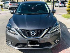 Nissan Sentra 1.8 Exclusive At Cvt 2017