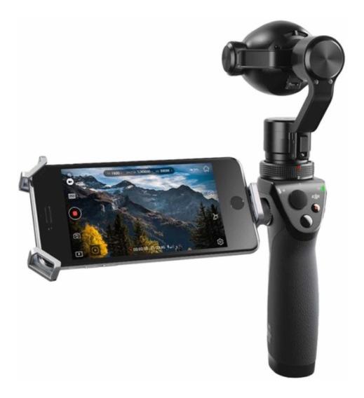 Câmera Dji Osmo+ Plus Om 160 + 2 Baterias Base Microfone