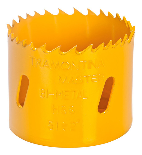 Sierra Mecha Copa 95mm 3.3/4  Bimetal Tramontina  G P