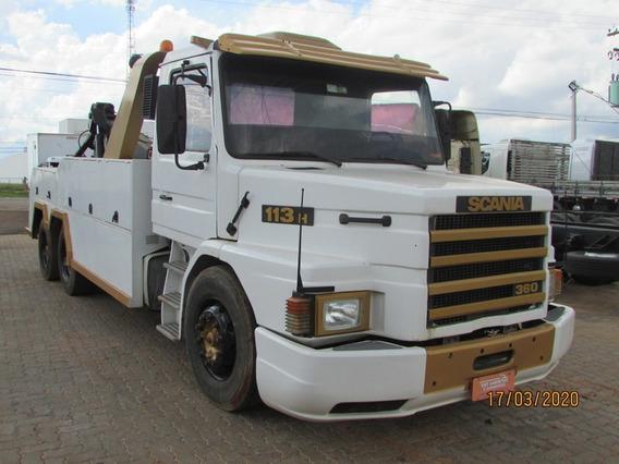 Scania 111 Guincho Lança 2 Redutor 320t E 120t