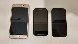 Celulares Samsung E Motorola - Peças