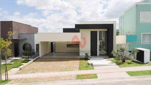 Imagem 1 de 30 de Casa Com 3 Suítes À Venda, 238 M² Por - Alphaville - Santana De Parnaíba/sp - Ca6366