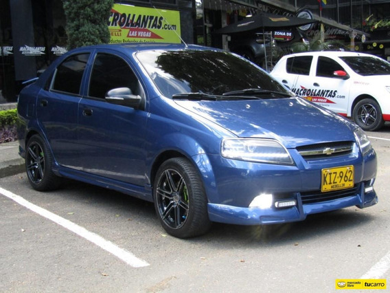 Chevrolet Aveo Family 1600 Cc Mt