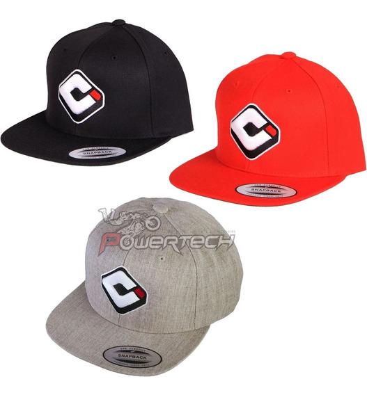 Gorra Snapback Odi Icon - Black
