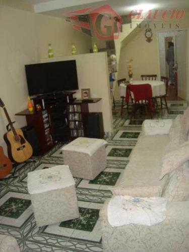 Sobrado Para Venda Em Taboão Da Serra, Jardim Ouro Preto, 2 Dormitórios, 2 Banheiros, 1 Vaga - So0075_1-1009955