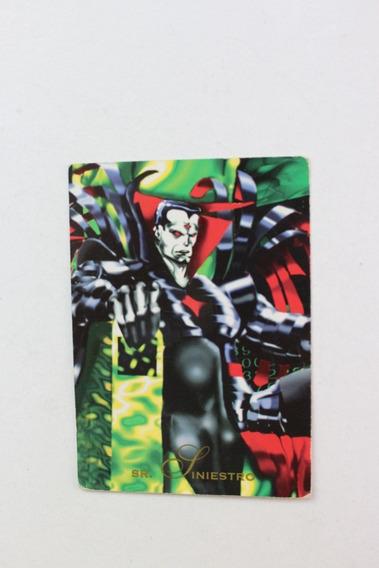1994 Pepsi Cards Marvel #40 Sr. Siniestro Vintage