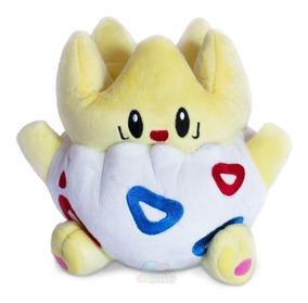 Togepi - Pelúcia Pokemon - 20 Cm - O Mais Fofo Do Mundo