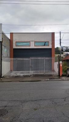 Galpão Para Alugar, 300 M² Por R$ 5.300/mês - Pirituba - São Paulo/sp - Ga0185