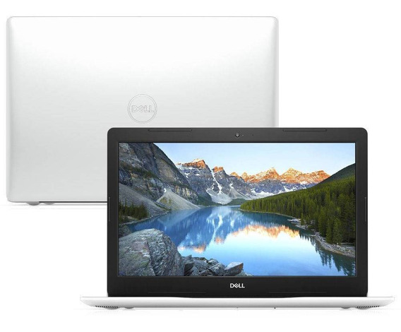 Notebook Dell Inspiron I15-3583-a2xb 8ª Core I5 4gb 1tb