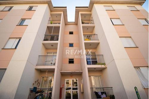 Imagem 1 de 30 de Apartamento Com 2 Quartos À Venda, 49 M² Por R$ 153.000,00 - Vila Inema - Hortolândia/sp - Ap3729