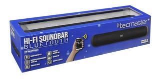 Parlante Con Bluetooth Soundbar Tecmaster - Audiomobile