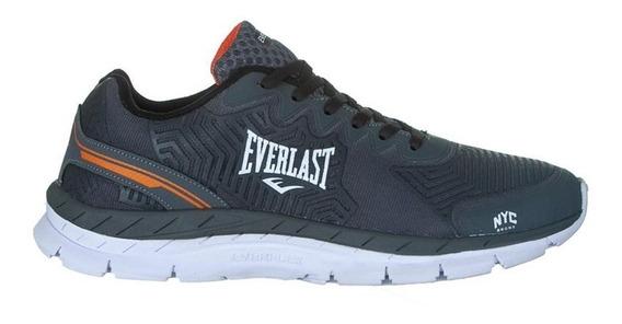 Tênis Everlast Vision Masculino Academia Run Caminhada 2 Cor