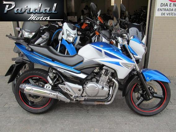 Suzuki Inazuma 250 2016 Azul