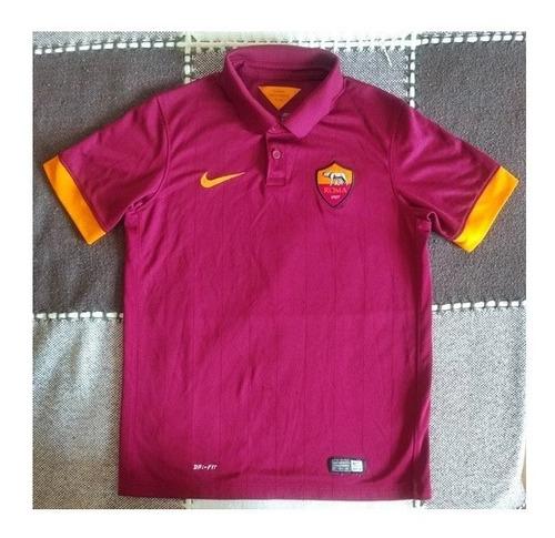 Camisa Infantil Roma 2014/15 [tam. M - 10 A 12 Anos]